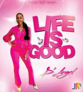 D' ANGEL – LIFE IS GOOD (Copy)