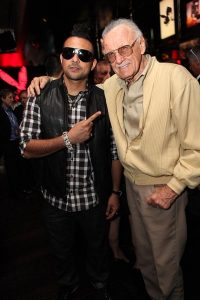 Sean-Paul-wtih-Stan-Lee-at-Playboy-Club