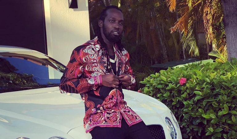 Mavado Bought A New Rolls-Royce For His Birthday (VIDEO)