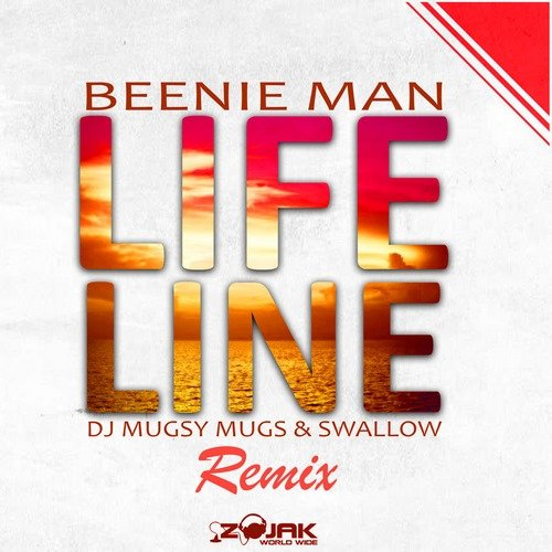 BEENIE MAN FT  DJ MUGSY MUGS & SWALLOW - LIFELINE [REMIX] - ZOJAK