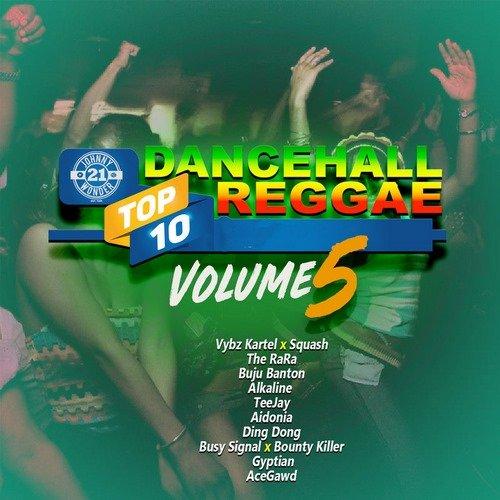 DANCEHALL REGGAE TOP 10, VOL.5